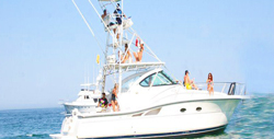 yates Cancun Yacht Boat Charters Rentals